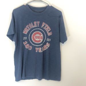 Chicago Cubs Wrigley Field TShirt